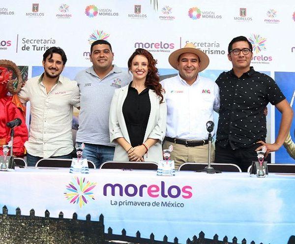 Jair Barranco, director de Turismo de este Pueblo con Historia y Tradición