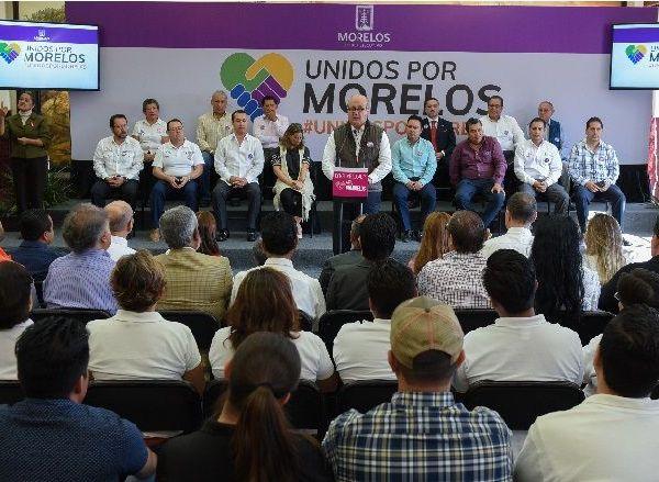 """El fortalecimiento de la marca """"Orgullo Morelos"""" para acrecentar el número de empresas"""