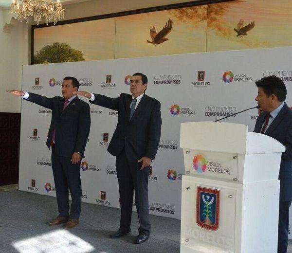 """Órgano para la Reconstrucción """"Unidos por Morelos"""""""