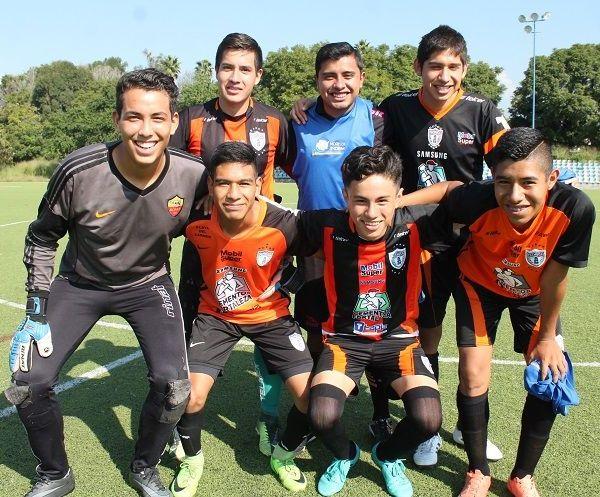 La lucha por el primer lugar está cerrada en el Torneo de Apertura de la Cuarta División de la Liga UAEM-MX, que está en su recta final