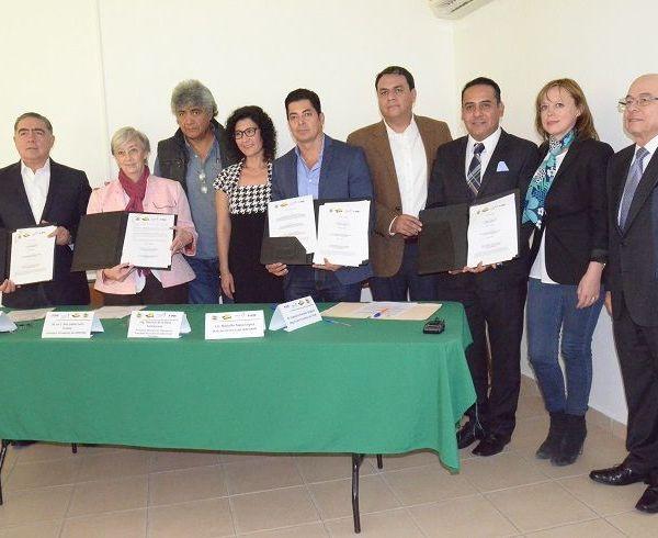 Inauguración de la Capacitación en Materia Electoral para Autoridades Municipales