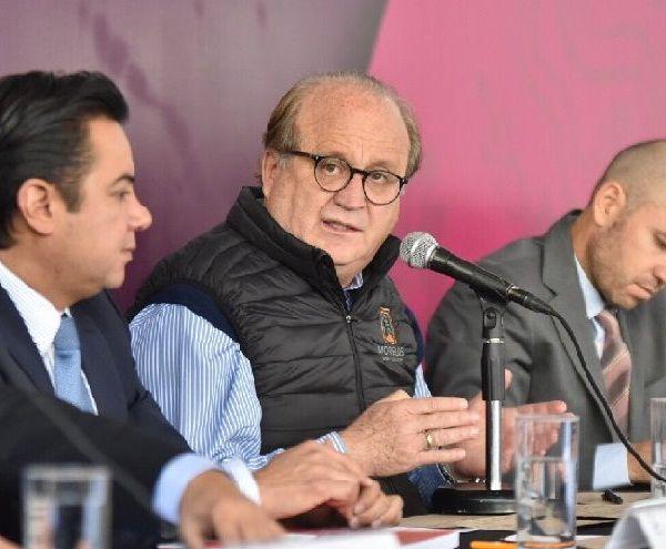 José Enrique Garcilazo, director de Desarrollo Regional de la OCDE