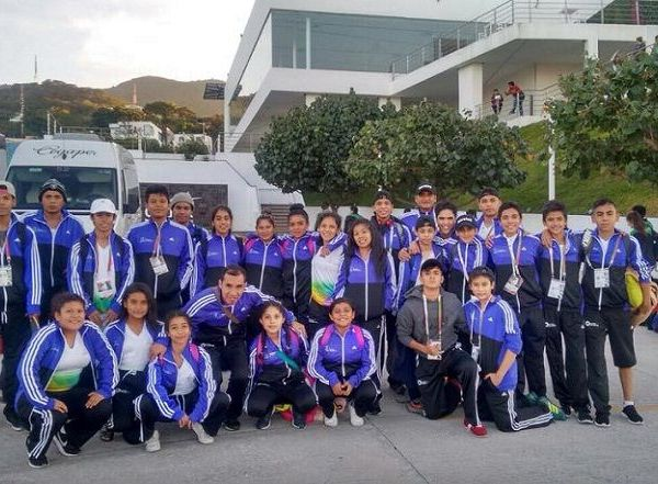 Dentro de los Juegos Nacionales Populares Chiapas 2017, la delegación morelense ha tenido un buen desempeño quehasta el momento