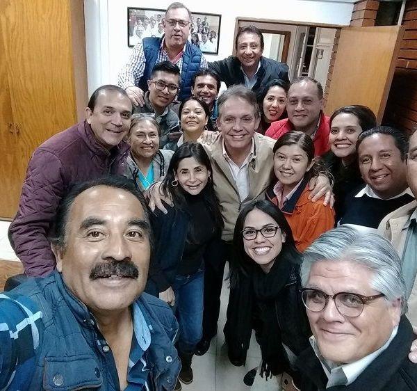Jorge Meade Ocaranza, delegado de la Secretaría de Desarrollo Social, es el virtual candidato del PRI a la gubernatura de Morelos