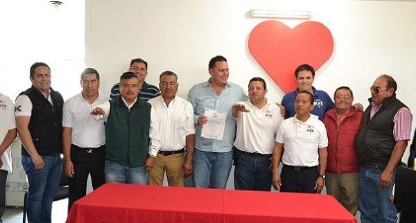 Baldemar Tinoco Ortega, líder sindical de la Federación de Trabadores del Estado de Morelos(FTM)