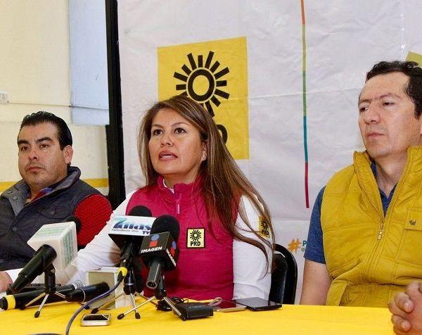 las dirigencias locales del PAN y el Movimiento Ciudadano son las responsables de que no se haya concretado la alianza por Morelos