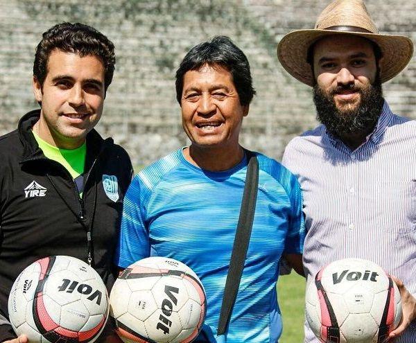 """el sábado a las 17:00 horas en el Estadio Agustín """"Coruco"""" Díaz en Zacatepec"""