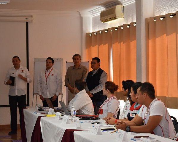 La finalidad de esta capacitación es colaborar con las diversas comunidades en el país implementando la resiliencia comunitaria, donde además de la reducción de riesgos de desastres, sea la propia sociedad quien responda de forma inmediata