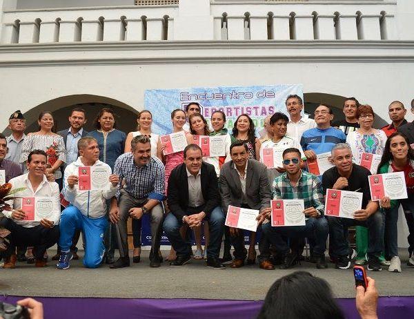 Cuauhtémoc Blanco instaura el Salón de la Fama