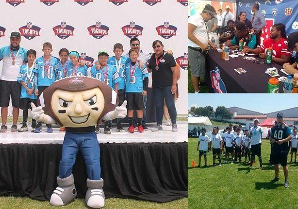 El equipo de Lions Flag, de Xochitepec, Morelos, que representó a LIONS DETROIT, terminó en la séptima posición; con una buena actuación de los jovencitos enfrentaron su primera experiencia en este certamen