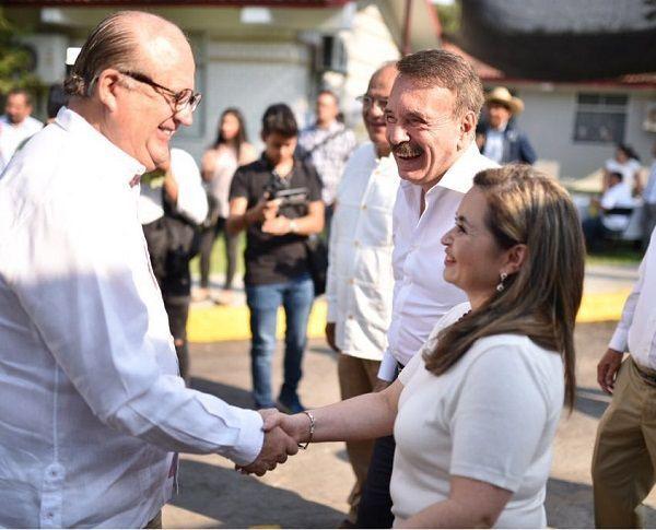 acordaron seguir trabajando en la consolidación del Centro de Investigación en Ciencia Aplicada y Tecnología Avanzada (CICATA), que el IPN construye con el respaldo del Gobierno del Estado en el Parque Científico y Tecnológico Innovacyt en Xochitepec