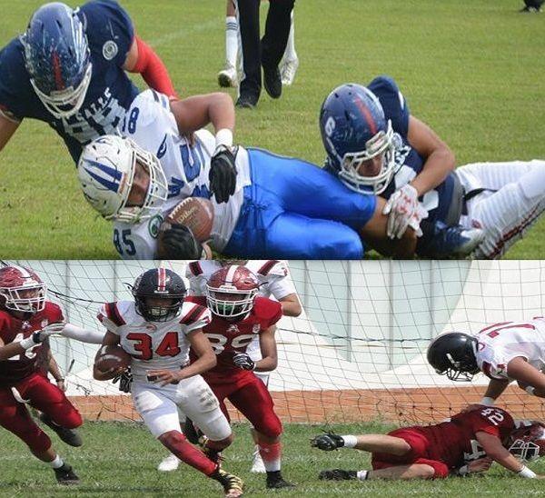 El pasado fin de semana se disputó la sexta semana de hostilidades de la campaña regular de la Organización Nacional Estudiantil de Futbol Americano (ONEFA) en su categoría juvenil 2018, en donde participan los equipos morelenses los Linces de la Universidad del Valle de México (UVM), campus Cuernavaca, y los Gallos de la Universidad La Salle de Cuernavaca (ULSA), en la Conferencia Uno y Tres, respectivamente, en la que ambos equipos se apuntan a estar listos para la postemporada