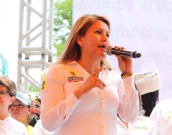 En compañía de Rodrigo Gayosso Cepeda, Candidato a Gobernador por la coalición Juntos por Morelos PRD-PSD, la perredista indicó que desde el Senado de la República habrá una mayor inversión pública para el desarrollo del estado