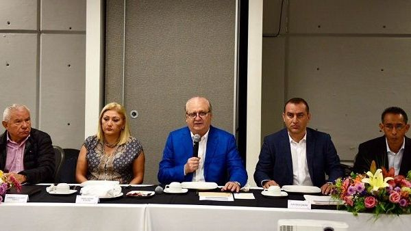 A hacer la declaratoria de instalación, el gobernador de Morelos, Graco Ramírez, afirmó que existen las garantías para que todos los ciudadanos ejerzan libremente su voto; y advirtió que se actuará en contra de quienes intenten romper el orden legal, ello en función del interés de la sociedad y de la democracia