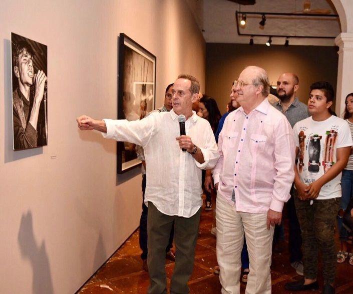 Acompañado de la presidenta del DIF Morelos, Elena Cepeda, el mandatario destacó que en estos años se creó un corredor cultural en el corazón de Cuernavaca para disfrute de todos