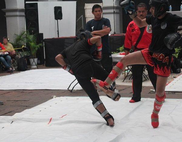 Las competencias arrancaron con la participación de los deportistas de skate, bandera blanca y wushu. Se tendrá la participación de más de 2 mil deportistas, que ya están las instalaciones del Club Dorados de Oaxtepec, en el municipio de Yautepec