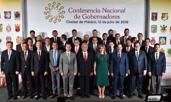 Graco Ramírez, gobernador de Morelos, resaltó que coincide con López Obrador en la necesidad de construir en todo el país un modelo de Mando Único Policial, como el emprendido por su gobierno hace seis años