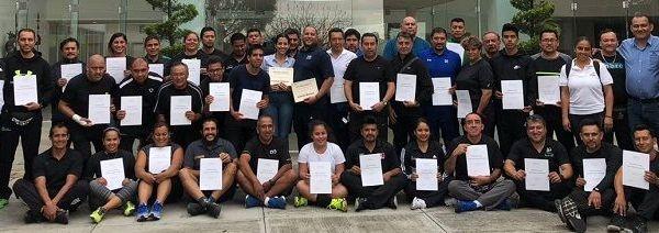 Acudieron a la UAEM profesores de la Ciudad de México, Tamaulipas, Sonora, Chihuahua, Hidalgo, Tlaxcala, Estado de México, Aguascalientes y Morelos (15) y uno de la República del Perú, que durante tres días recibieron capacitación en temas enfocados al aspecto defensivo en el voleibol