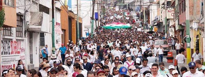 De manera urgente la Universidad Autónoma del Estado de Morelos requiere de 640 millones de pesos para el pago de salarios y prestaciones, incluido el aguinaldo; y mil 600 millones para resolver el déficit financiero que arrastra