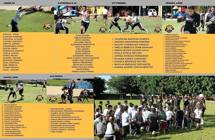 Junior Football Morelos AC realizó su Try Out estatal a8e3f399318ab
