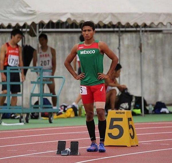 Actualmente, el atleta ocupa el segundo puesto del ranking mundial sub-18, con una marca de 46:04 segundos, resultado que lo impulsa a esforzarse diariamente en el Centro Nacional de Desarrollo de Talentos Deportivos y Alto Rendimiento (CNAR)