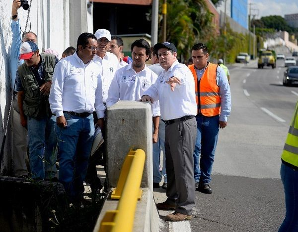 La voluntad del gobernador Cuauhtémoc Blanco es hacer las acciones necesarias para dejar un tramo operativo y seguro, en beneficio de los habitantes de Morelos y de los visitantes que cada fin de semana pasan por aquí