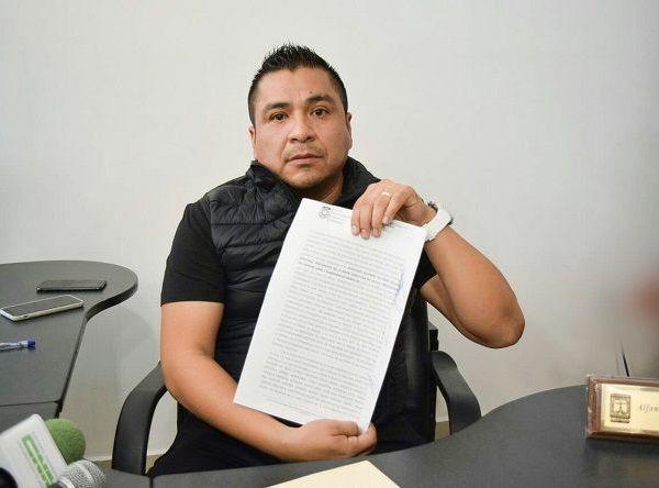 Reiteró que el Congreso de Morelos no será cómplice de nadie que haya incurrido en malos manejos del dinero público o de los trabajadores del Poder Legislativo