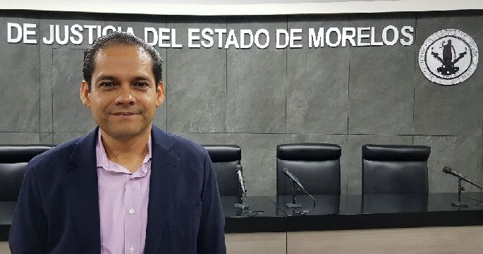 El Tribunal Superior de Justicia (TSJ) del estado de Morelos puso en marcha el juicio ejecutivo oral mercantil cuya cuantía será de 662 mil 957 pesos 06 centavos a un millón de pesos para este 2019