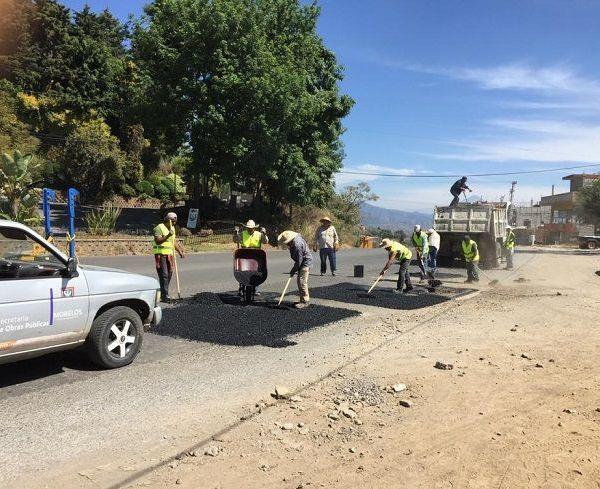 Informó que durante la ejecución de la obra se atenderán 17 kilómetros comprendidos desde el nodo vial de Buenavista hasta la entrada de Tepoztlán, que incluye el mantenimiento tanto del tramo Federal como del perteneciente al municipio de Cuernavaca