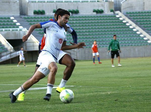 """a la grama del Agustín """"Coruco"""" Díaz el equipo morelense se presentó a su entrenamiento matutino con el objetivo de cerrar filas y llegar con las mejores condiciones para el juego que sigue dentro del calendario de la jornada trece del Torneo de Clausura del Ascenso MX"""