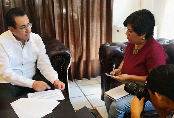 Por eso mismo, ayer 27 de marzo, el fiscal Anticorrupción Juan Salazar se reunió con la reportera Maciel Calvo Elmer, de La Unión de Morelos, reconociendo su trabajo y trayectoria en los medios de comunicación y le manifestó que la réplica solicitada a su periódico fue con el único fin de aclarar la información publicada