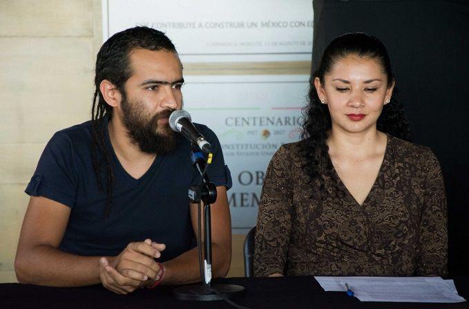 """Hugo Antonio Juárez Ríos, director general del Centro Cultural Teopanzolco (CCT), explicó que el viernes 8 de marzo, a las 17:30 horas, se presenta la obra de teatro """"Expediente León"""""""