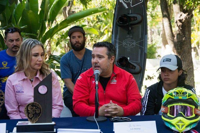 Esther Elena Peña Núñez, directora de Fitur, informó que la realización de estos eventos deportivos forma parte de la estrategia de diversificar la oferta turística, brindando apoyo a las propuestas de empresarios locales y la puesta en valor del talento deportivo de Morelos, además de fomentar el turismo a lo largo del estado