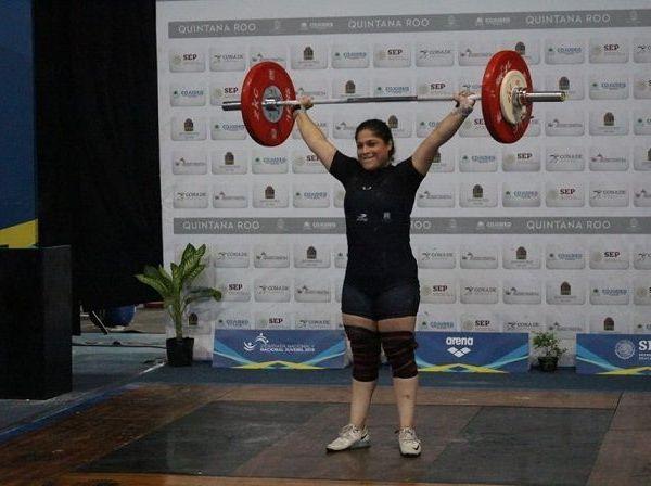 Fue lo que paso en Chetumal, donde la atleta morelense Monserrat Polanco Montaño la hizo en grande al sumar tres medallas, dos de plata y una de bronce, que se suman a la de oro que alcanzó recientemente en la Universiada 2019 en la prueba de los 87 kilogramos