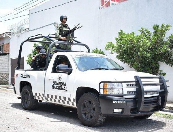 Expresó que el arribo de elementos de la Guardia Nacional es fundamental, ya que sumados a los de la Policía Federal y a los de la Policía Morelos (Mando Coordinado) hacen una fuerza conjunta importante para salvaguardar la integridad y los derechos de las personas, así como preservar el orden y la paz social en Jiutepec
