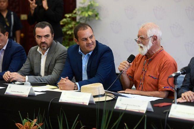 Lo anterior quedó manifestado durante la instalación oficial del Consejo Ciudadano de Desarrollo Social del Estado de Morelos para el periodo 2019-2022, la cual estuvo encabezada por el gobernador Cuauhtémoc Blanco Bravo, y donde rindieron protesta los nuevos integrantes de dicho órgano