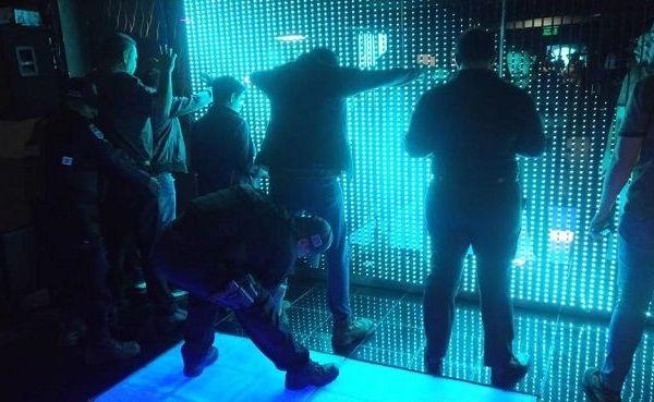 Cerca de las 23:00 horas de este sábado y en coordinación con elementos de la Policía Federal y Guardia Nacional se inspeccionaron los bares con razón social: La Tequilera, Fantassy, Las Torres, Diosas y Amazonas