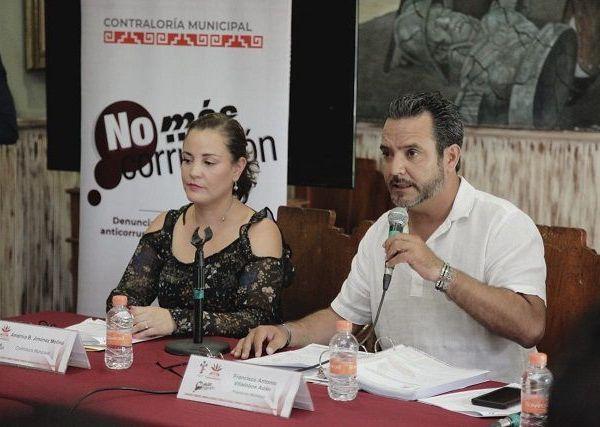 Ello, expresó el alcalde, representa el inicio de la construcción de una nueva etapa en el Ayuntamiento de Cuernavaca, capaz de responder a todas y cada una de las espectativas ciudadanas