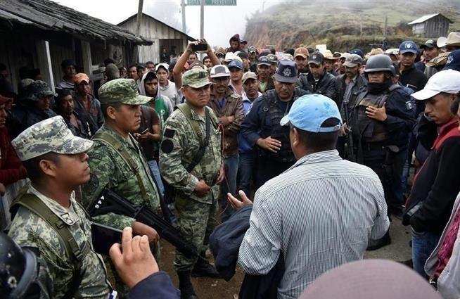 Lo anterior ante el incremento de agresiones en contra del personal militar o de la Guardia Nacional al momento de realizar operativos para garantizar la seguridad y paz en el país, explicó la SEDENA a través de un comunicado de prensa