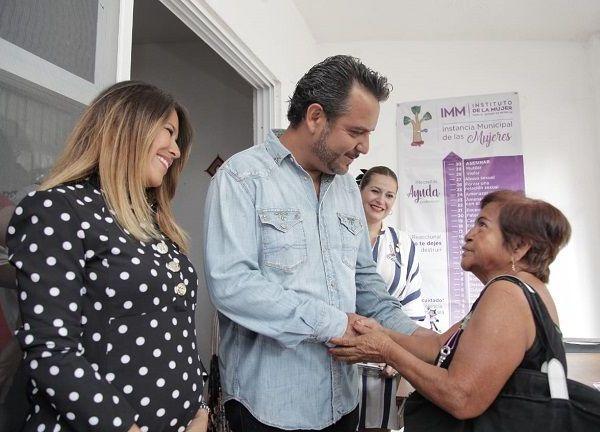 Este inmueble cuenta con varios módulos de atención, de asesoría jurídica, de apoyo psicológico y una unidad de contacto en la parte poniente del Parque Tlaltenango, cuyo objetivo es preservar los derechos de las féminas que son víctimas de violencia o agresiones físicas