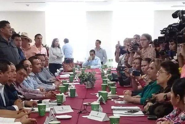 """""""Celebro esta coincidencia -dijo Tania Valentina- y me da gusto saber que otras voces se suman, desde luego, no a nuestra propuesta ni a nuestras personas, sino al fortalecimiento de los municipios de Morelos, que deben de cumplir a los ciudadanos con servicios públicos de calidad y suficientes"""""""