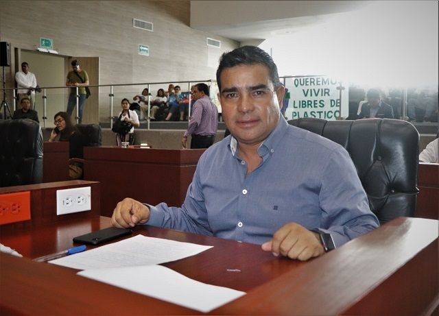 Hizo un llamado de nueva cuenta al titular Comisión Estatal de Seguridad, José Antonio Ortiz Guarneros, a que haga su trabajo y cumpla con su responsabilidad