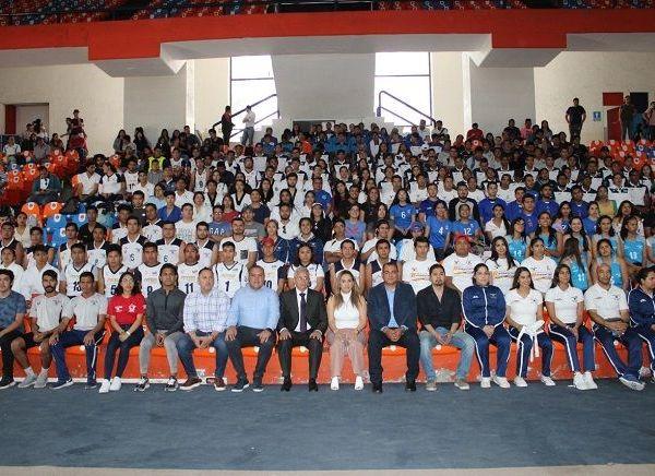 Eliminatoria estatal en la que surgirán los representativos de Morelos para la eliminatoria Regional de la Zona VI en la que la Universidad del Estado de Morelos y del INDEM serán los anfitriones de las representaciones de la zona, en la que se afinan los detalles para definir las sedes de las diferentes competencias deportivas que se desarrollarán