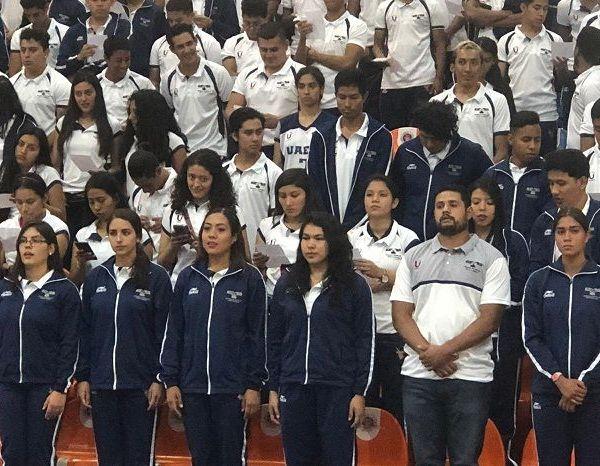 Los estudiantes participarán en el selectivo regional de la zona seis que tendrá lugar en tierras morelenses del 17 al 26 de marzo y se desarrollará en las instalaciones de la UAEM, Club Dorados Oaxtepec, Centenario, Lomas de Cocoyoc y Yautepec