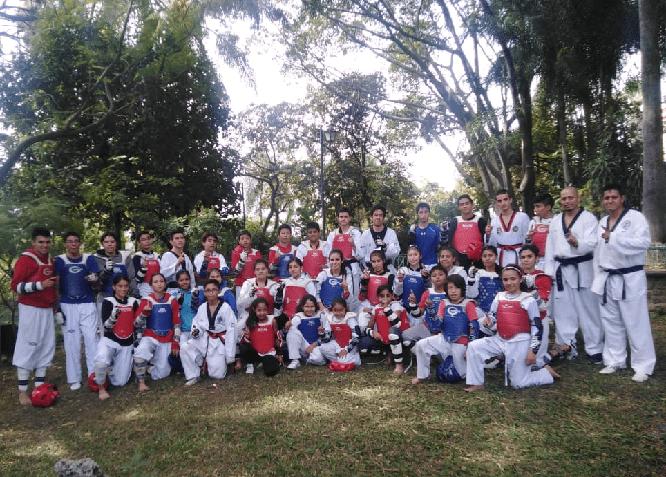 Entre los 51 atletas, más de 15 seleccionados nacionales, y otros atletas que son de los primeros 5 lugares del ranking nacional, aun sin contar los últimos resultados que posee hasta la semana pasada la Federación Mexicana de Taekwondo
