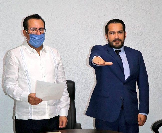 El nombramiento del Doctor Núñez Urquiza se realizó para reforzar el destacado trabajo que ha realizado desde hace más de tres años la vicefiscal adjunta María Guadalupe Flores Servín, quien continuará ejerciendo las facultades en ella delegadas reglamentariamente