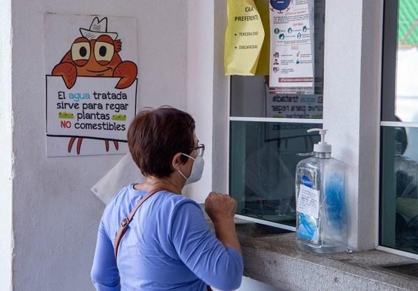 Miguel Eduardo Barrios Lozano, director general del SCAPSJ, informó que la medida cuyo fin principal es apoyar a los usuarios en la presente situación de epidemia sanitaria, también será de gran utilidad para que el organismo cuente con los recursos que le permitan hacer frente a las obligaciones del pago de derechos de extracción y dotación del vital líquido