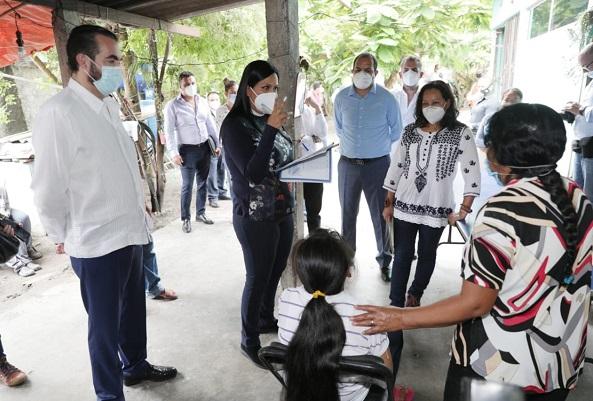 En Morelos el padrón de beneficiados es de 139 mil adultos mayores y 7 mil 600 personas con discapacidad, y cada uno recibirá cinco mil 240 pesos, correspondiente al 4o y 5o bimestre del año en curso