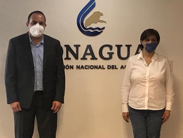 El gobernador refirió que la búsqueda del apoyo federal forma parte del Plan de Reactivación Económica para Morelos para revertir las afectaciones sociales que ha causado la pandemia del Covid-19