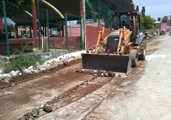Miguel Eduardo Barrios Lozano, director general del SCAPSJ, informa que en cumplimiento a la instrucción del presidente municipal de Jiutepec